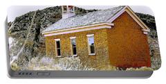 Church - Grafton Utah Portable Battery Charger