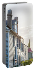 Church And Water Charleston Sc Portable Battery Charger