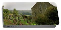 Church In Isle Of Skye Portable Battery Charger