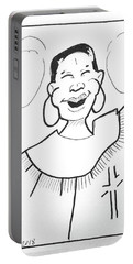 Church Lady 2 Portable Battery Charger