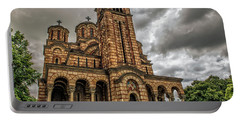 Church Of Saint Mark Portable Battery Charger