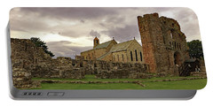Portable Battery Charger featuring the photograph Church Of Saint Mary The Virgin by Tony Murtagh