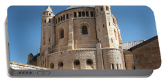 Portable Battery Charger featuring the photograph Church Of The Dormition by Mae Wertz