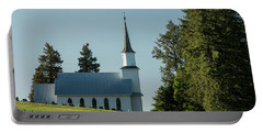 Church On The Hill Portable Battery Charger
