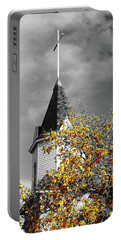 Church Steeple Portable Battery Charger