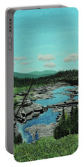 Churchill River Portable Battery Charger