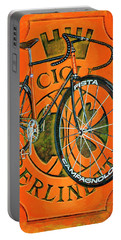 Cicli Berlinetta Portable Battery Charger by Mark Jones