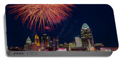 Cincinnati Fireworks Portable Battery Charger