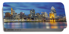 Cincinnati, Ohio Portable Battery Charger