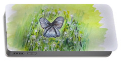 Cindy's Butterfly Portable Battery Charger