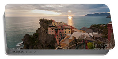 Cinque Terre Tranquility Portable Battery Charger