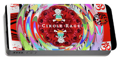 Circle Rage Portable Battery Charger