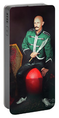 Circus Artiste Portable Battery Charger