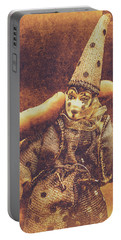 Circus Puppeteer  Portable Battery Charger