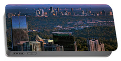Cities Of Atlanta Portable Battery Charger