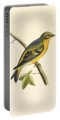 Citril Finch Portable Battery Charger