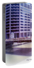 City Bridge Portable Battery Charger