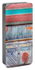 City Garage Portable Battery Charger