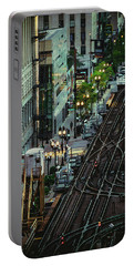 City Lines Portable Battery Charger
