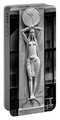 City Museum Figure Portable Battery Charger