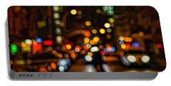City Nights, City Lights Portable Battery Charger