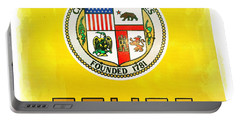 City Of Los Angeles - Police Portable Battery Charger
