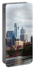 City Of Philadelphia Portable Battery Charger