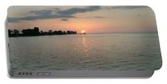 City Pier Holmes Beach Bradenton Florida Portable Battery Charger