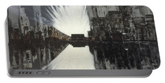 City Reflections Portable Battery Charger