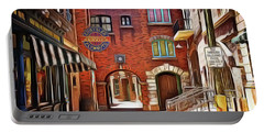 City Street Portable Battery Charger