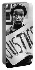 Civil Rights, 1961 Portable Battery Charger