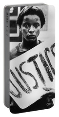Portable Battery Charger featuring the photograph Civil Rights, 1961 by Granger