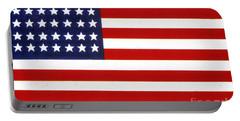 Civil War Flag Portable Battery Charger
