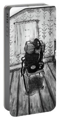 Rhode Island Civil War, Vacant Chair Portable Battery Charger