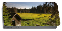 Clackamas Meadow Pump House- 2 Portable Battery Charger