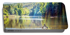 Clarion River Portable Battery Charger