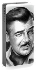 Clark Gable 26aug17 Portable Battery Charger