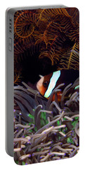 Clark's Anemonefish, Indonesia 2 Portable Battery Charger