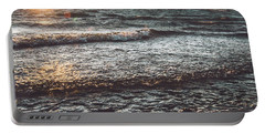 Portable Battery Charger featuring the photograph Clarks Hill Lake by Andrea Anderegg