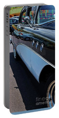 Classic 55 Buick Special Portable Battery Charger by Craig Wood