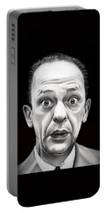 Classic Barney Fife Portable Battery Charger