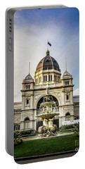 Portable Battery Charger featuring the photograph Classic Buld by Perry Webster