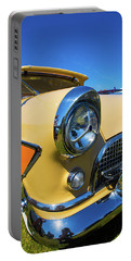 Portable Battery Charger featuring the photograph Classic Car by Mariusz Czajkowski