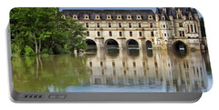 Classic Chenonceau Portable Battery Charger