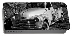 Classic Chevy Truck Portable Battery Charger