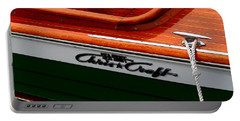 Classic Chris Craft Sea Skiff Portable Battery Charger
