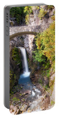 Classic Christine Falls Portable Battery Charger