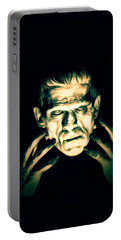 Classic Frankenstein Portable Battery Charger