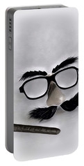 Classic Groucho Portable Battery Charger