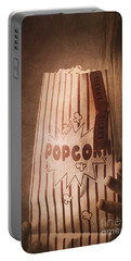 Portable Battery Charger featuring the photograph Classic Hollywood Flicks by Jorgo Photography - Wall Art Gallery